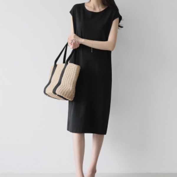 時尚風雅顯瘦洋裝