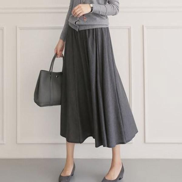 微透薄感女人長裙