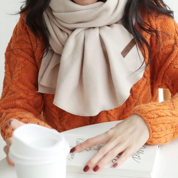 簡約王道氣質圍巾