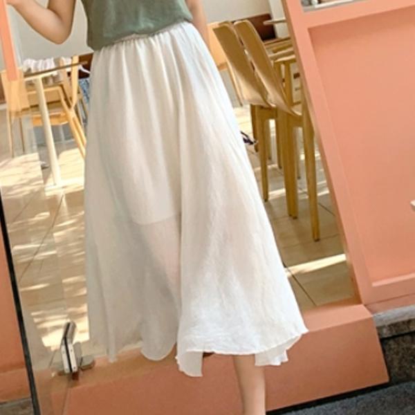 清透性感時尚長裙