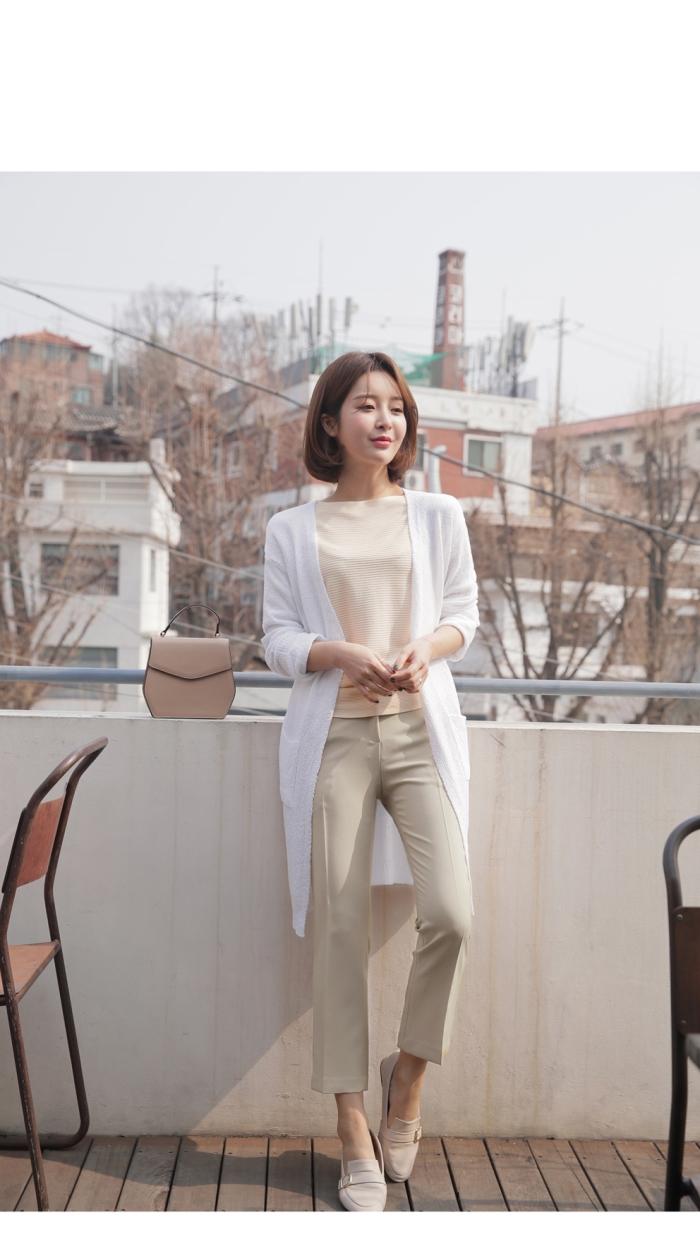 經典氣質純色上衣