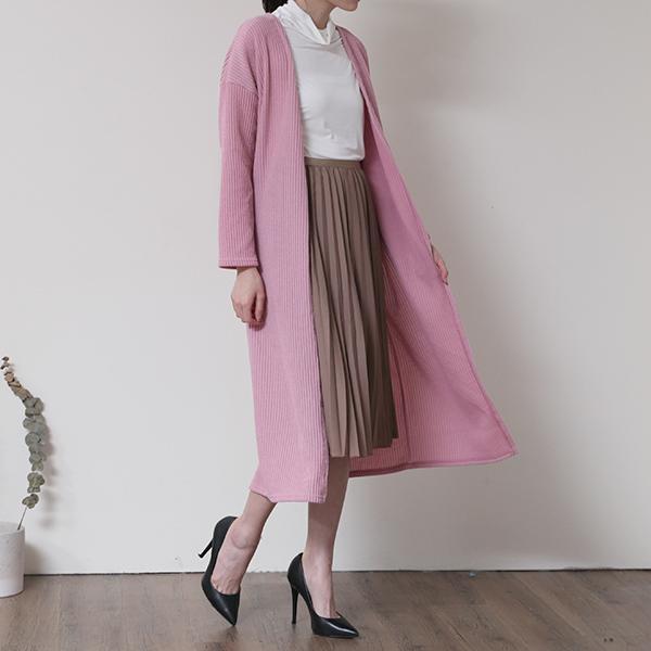 氣質修身長版外套,正韓,正韓商品,秋冬, 簡約,純色