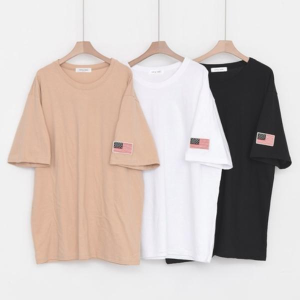 美式風格純色上衣,正韓,正韓商品,美式,修身,顯瘦