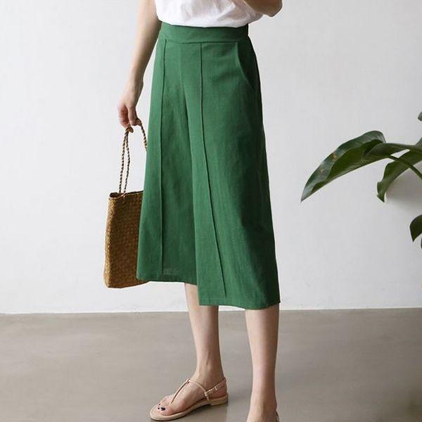 舒適百搭多色長褲,,KOREA,D1-1753202,舒適百搭多色長褲,