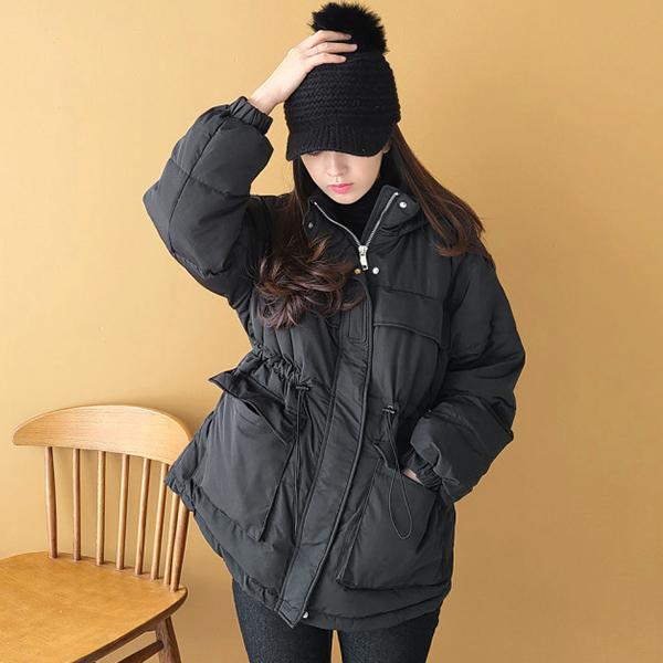 冬季羽絨外套