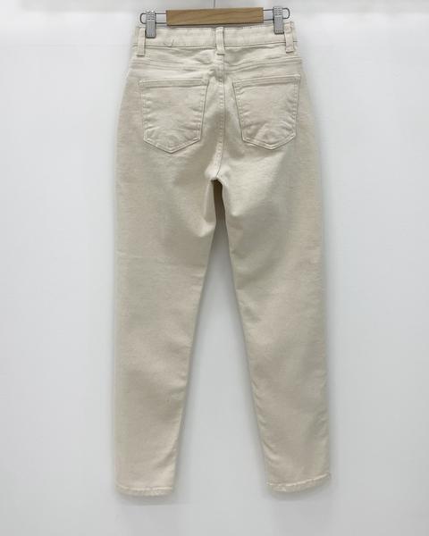 完美黃金比例修身長褲