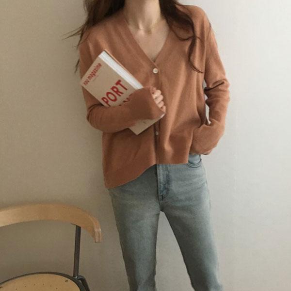 率性美型針織外套
