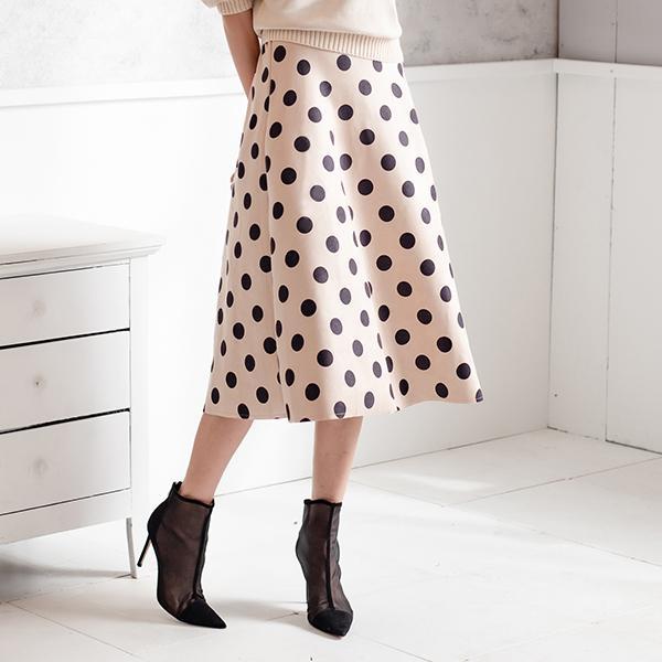 點點時尚長裙