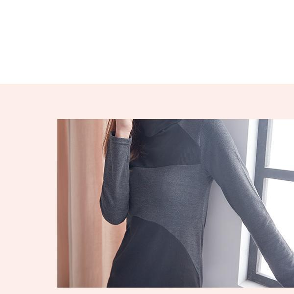 時尚修身顯瘦上衣