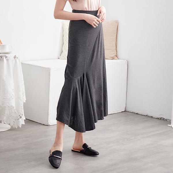 性感垂墜設計長裙
