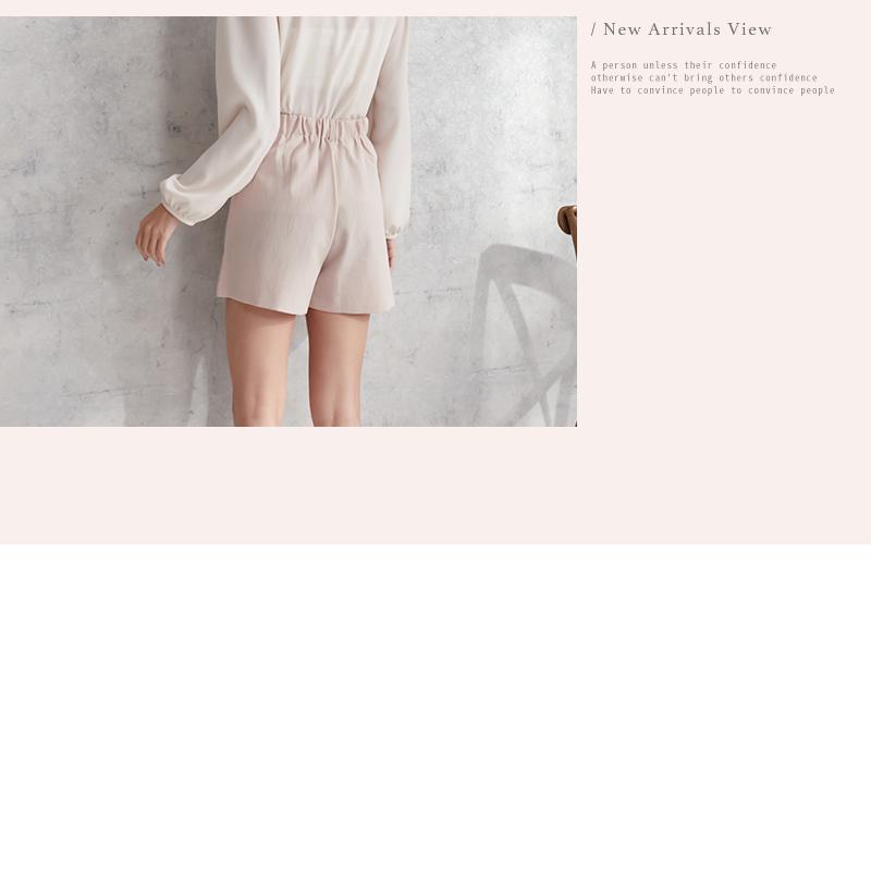隨興時尚百搭短褲