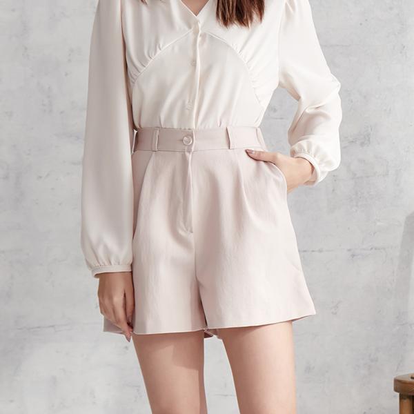 隨興時尚百搭短褲,正韓,正韓商品,春夏,休閒,舒適