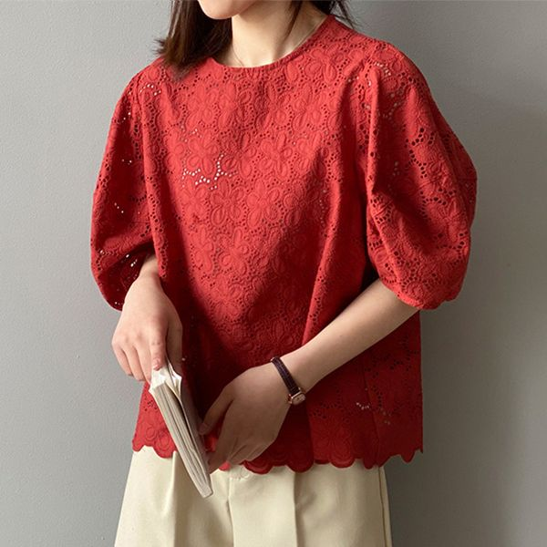 唯美浪漫氣質上衣,JEANSWE,百搭,中大尺碼,JEANSWE,2O-TA04185
