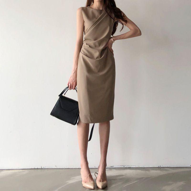 氣質修身包臀洋裝,,evaviva,C0-TD04493,氣質修身包臀洋裝,