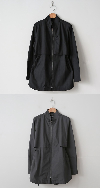 長版飛行夾克風衣