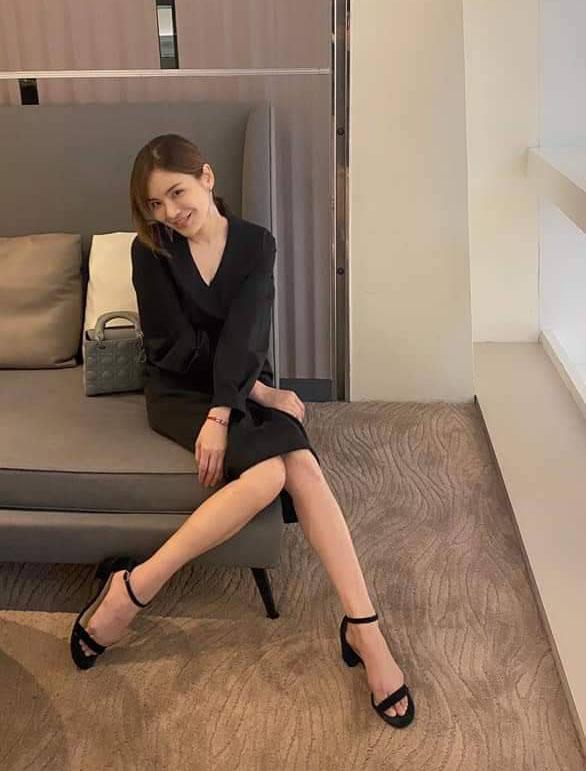 【陳沂著用款】法式輕熟女包臀洋裝
