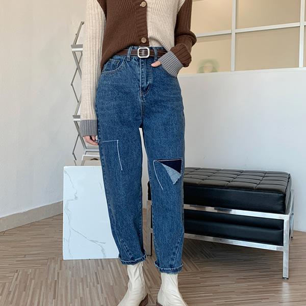 造型牛仔破褲