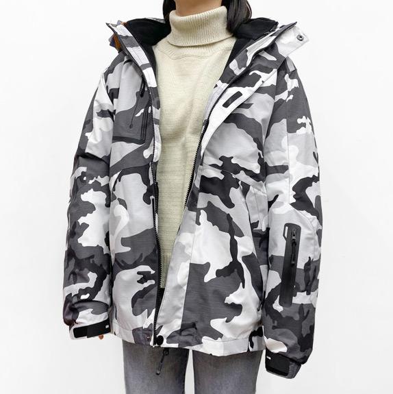 女版二件式全能外套