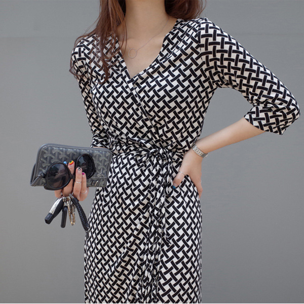 波西米亞風綁帶洋裝,,evaviva,8C-UD06379,波西米亞風綁帶洋裝,