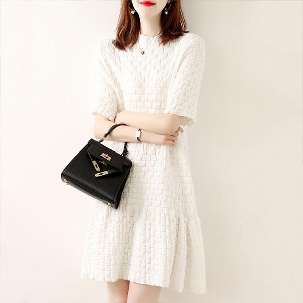甜美設計版型洋裝,,evaviva,8C-UD06607,甜美設計版型洋裝,
