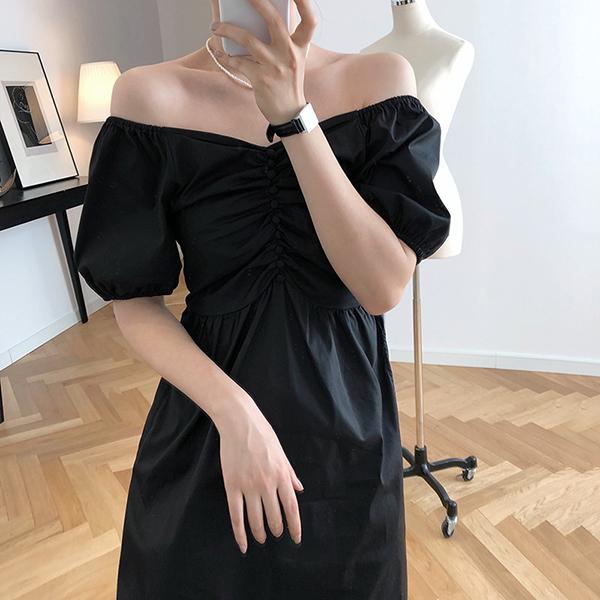 復古女神心機長洋裝,,evaviva,U2-UD06803,復古女神心機長洋裝,
