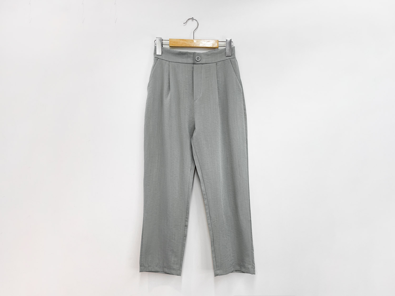 【冰凍系列】夏季清涼冰絲長褲