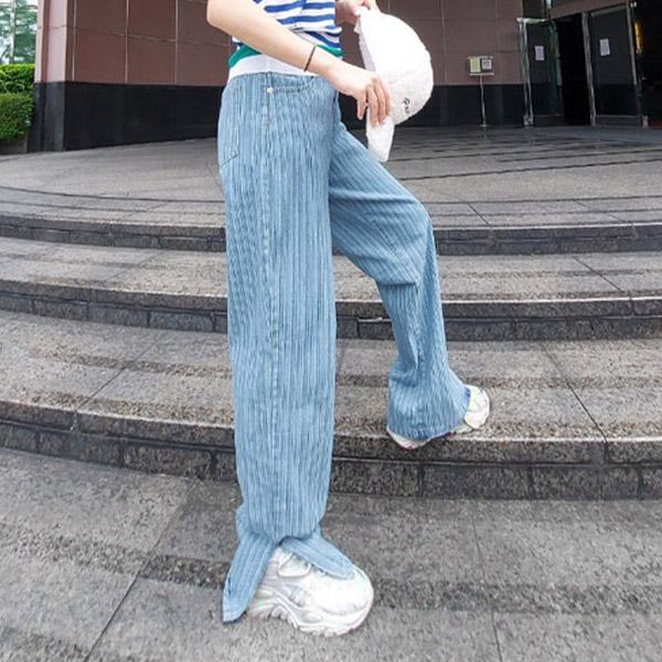 簡約個性慵懶感長褲
