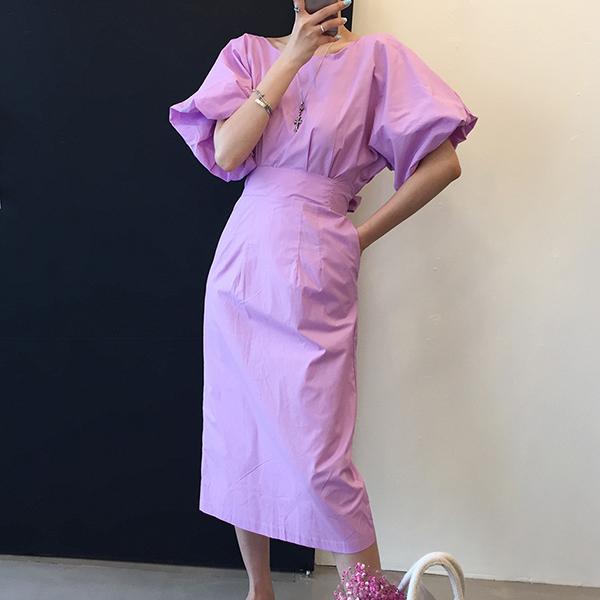 超甜美糖果色洋裝,,evaviva,8D-UD06673,超甜美糖果色洋裝,