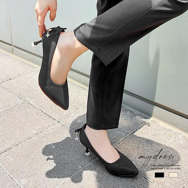 時尚名媛優雅心機跟鞋