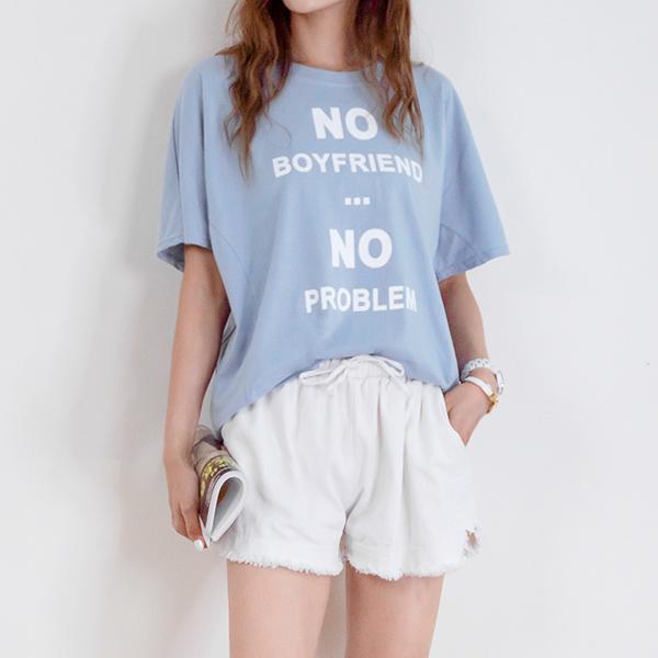 No boyfriend 字母T,JEANSWE,春夏,休閒,舒適,寬鬆