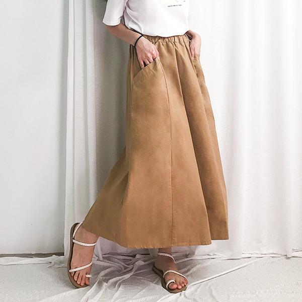 簡約風采小圓裙